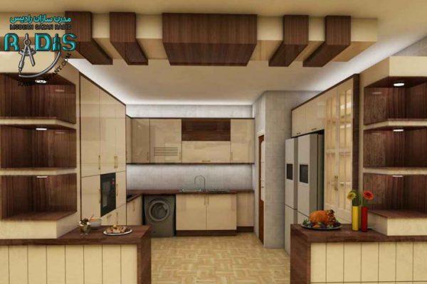 مدلهای جدید و متنوع کناف سقف برای الگو برداری