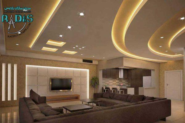 20 مدل دکوراسیون منزل با کناف