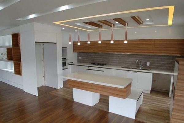 10 ایده برتر کناف آشپزخانه مدرن